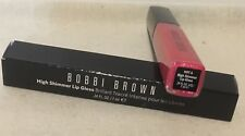 Bobbi Brown High Shimmer Lip Gloss HOT #6 Pink - New in the box Full Size
