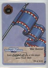 1994 Spellfire: Master the Magic First Edition Base #151 War Banner Card 0b5