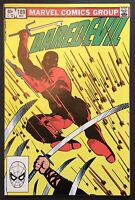 DAREDEVIL #189 (DEC/1982 - NM 9.6+) DEATH OF STICK/BLACK WIDOW APP. WHITE PAGES