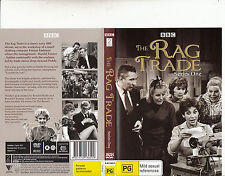 The Rag Trade-1961/3-TV Series UK-Series One-2 Disc Set-DVD