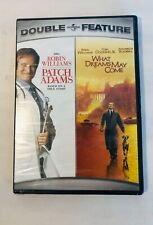 Dvd Patch Adams/What Dreams May Come Double Feature (Dvd, 2007 Two Disc) New
