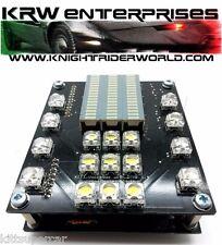 1982-92 PONTIAC FIREBIRD KNIGHT RIDER KITT 2TV DASH VOICEBOX ELECTRONICS NEW IG
