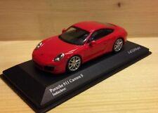 Porsche 911 Typ 991 Carrera S rot 2012 - 1:43