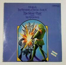 C.S LEWIS The Chronicles Of Narnia LP Caedmon TC1631 US 1980 SEALED Audiobook 6C