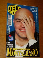 TELESETTE 2000/19=LUCA ZINGARETTI=MARIA LEITNER=RICKY MARTIN=MICHELA ANDREOZZI=