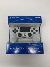 Sony CUHZCT1U Dualshock 4 Wireless PlayStation 4 Controller - Glacier White PS4