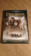 The Lord of the Rings: The Fellowship of the Ring (DVD, 2002, 2-Disc Set, Wid...