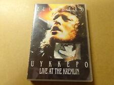 MUSIC DVD / ZUCCHERO: UYKKEPO - LIVE AT THE KREMLIN