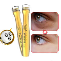 Anti-Dark Circle Anti Wrinkle  24K Golden Collagen Eye Cream Slide Ball Essence