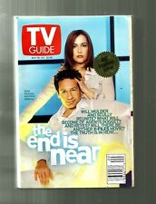 TV GUIDE-5/2002-THE X-FILES-DAVID DUCHOVNY-GILLIAN ANDERSON-COSBY SHOW KIDS