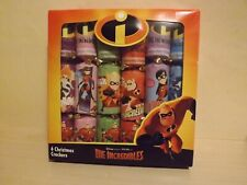 The Incredibles – Six Novelty Christmas Crackers