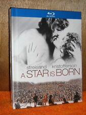 A Star Is Born [1976] (Blu-ray, 2013) NEW Barbara Streisand Kris Kristofferson