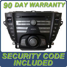 09 2010 2011 ACURA TL Radio Stereo 6 Disc Changer MP3 CD Player 1BB0 OEM