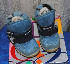 SCARPE scarponi dopo sci con velcro N° 21 bambino bambina BIMBO BIMBA
