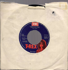 "TREX T [Tyrannosaurus] Rex Marc Bolan Truck On (Tyke)  UK 45 7"" Centre missing"