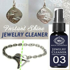 MAGIC 03 Silver Jewellery Polish Cloth Cleaner Clean Long Term Protect Shine