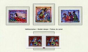 IRELAND   MNH   1519-22   Christmas   IR970