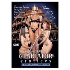 Gladiator Eroticvs (DVD, 2001, Misty Mundae, Darian Caine) NEW