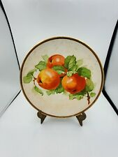 Antique W. S. George  Fruit Plate 9''