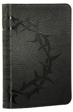 ESV Personal Size Reference Bible (TruTone, Charcoal, Crown Design), ESV Bibles