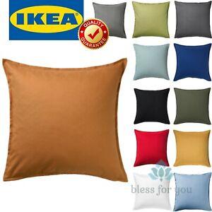 IKEA GURLI Cushion Cover Assorted Multicolor 100% Cotton 20x20