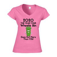 Women T Shirt Social Distancing Class 2020 Crisis Public Crowd Prevention