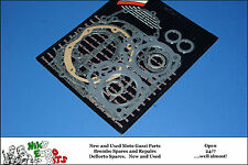 MOTO GUZZI   V50 III / V50 MONZA   GASKET SET - INCLUDES DRIVEBOX AND GEARBOX