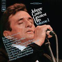 JOHNNY CASH - GREATEST HITS,VOL.1   VINYL LP NEU