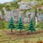 Faller 181602 - H0/Tt / N 3 Small Fir Trees - New