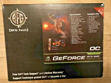 BFG Tech GeForce GTX 285 OC DDR3 1024MB PCI-E 2.0 SLI Support Directx 10 ~~W@W~~