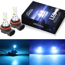 H11 LED Headlight Super Bright Bulbs Kit 8000K White 330000LM HIGH/LOW Beam