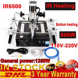 IR6500 BGA Infrared Rework Station Xbox360 PS3 Welding Soldering/Desoldering US