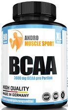 BCAA `S, ohne Trennmittel, | HOCHDOSIERT | DEUTSCHE QUALITÄT  | Muskelaufbau
