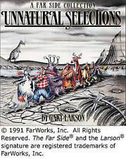 Unnatural Selections (Far Side), Larson, Gary, Very Good Book