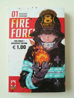 Fire Force 1 - Discovery Edition - Planet Manga Panini Comics Limited Edition