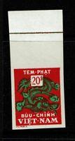 Vietnam SC# J11, Imperf, Mint Hinged, Hinge Remnant - Lot 100117