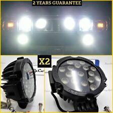 X2 Faretti LED 51W supplementari per Hummer h1 h2 h3 veicoli FUORISTRADA REGOLAB