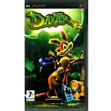 PSP Daxter UMD FAST DISPATCH Jak and Daxter game playstation psp