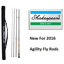 Shakespeare Agility 9' 6'' #7 Fly Rod ** 1270402 * Sale 2018
