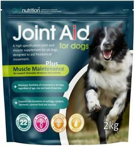 GWF Joint Aid Muscle Maintenance For Dogs Food Supplement 2 kg