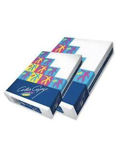 Color Copy Card Premium Super Smooth 200gsm FSC A4 White 250 Sheets SRSA2