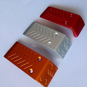 Aluminum CNC Alloy front bumper skid plate for HPI Baja 5b 5T Buggy