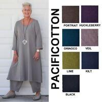 PACIFICOTTON Bryn Walker Pacific Cotton  LINUS DRESS  A-Line S M L XL  FALL 2018