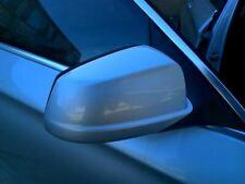 Passenger Side View Mirror Power Heated Thru 3/12 Fits 11-12 BMW 528i 41263