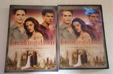 The Twilight Saga: Breaking Dawn - Part 1 (DVD, 2012, 2-Disc Set)