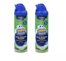 Pack of 2 Scrubbing Bubbles Mega Shower Foamer Cleaner 20 oz EACH