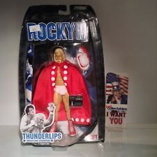 Rocky III 2007 Thunderips figure