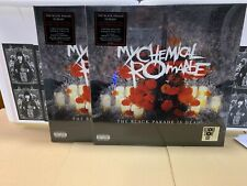 MY CHEMICAL ROMANCE 2 LP THE BLACK PARADE IS DEAD  RSD 2019
