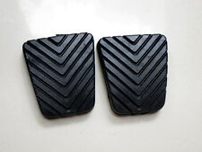 x2 MITSUBISHI Lancer CC CE CG 4 Cyl Mirage Eclips Galant clutch brake Pedal Pad