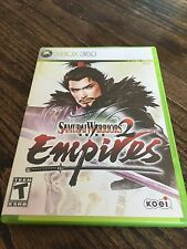 Samurai Warriors 2 Empires Xbox 360 Cib Game XG3
